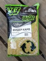 Прикормка VF серия ЛАЙТ 0,9 кг ФИДЕР КАРП Кукуруза