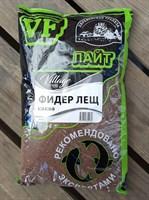 Прикормка VF серия ЛАЙТ 0,9 кг ФИДЕР ЛЕЩ Какао
