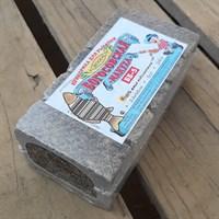 Bogos ББ-5 МАКУХА 5 кубиков размер - 2,4 х 4 х 6 см / жмых подсолнечника в брикете -5 кубиков