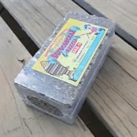 Bogos ББД-5 МАКУХА 5 кубиков размер - 2,4 х 4 х 6 см / жмых подсолнечника с зерновыми культурами