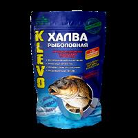 ХАЛВА РЫБОЛОВНАЯ KLEVO 0.9кг аромат КУКУРУЗА