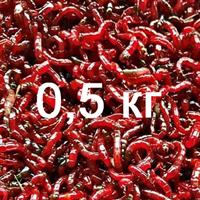 МОТЫЛЬ КРУПНЫЙ Насадочный УРАЛЬСКИЙ  0.5 кг