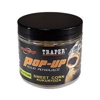 Бойлы TRAPER POP-UP 12mm (100гр) КУКУРУЗА